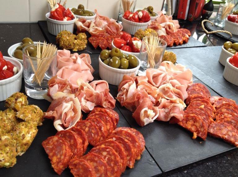 Catering Spaans Buffet Uitjethuis
